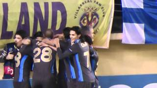 Champions League: Villarreal - Napoli (0-2) - 07/12/2011