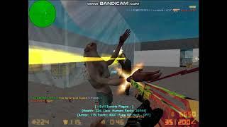 Counter Strike 1.6 Ev!l Zombie Plague [FreeVIP+FastDL+FastAP+Bazooka]