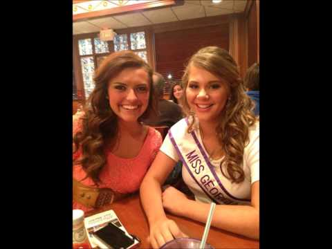 Miss Georgia Junior National Teenager 2013 ~ Monica Grace Wolfe