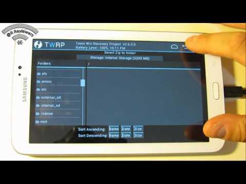 Como rootear la Samsung Galaxy Tab 3 7