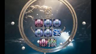 Mobius Final Fantasy - 2 Epic Job Summoning - Cloud and Tonberry