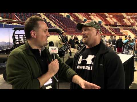 """Interview with """"Stone Cold"""" Steve Austin at the Great American Outdoors Show"""
