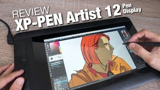 Review: XP-PEN Artist 12 Pen Display