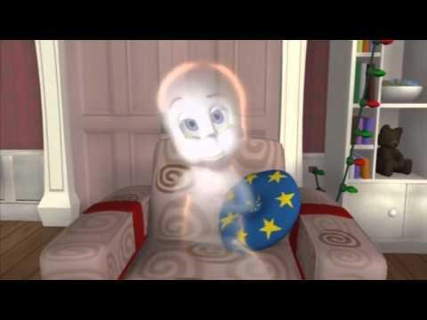 Смотреть: Каспер: Рождество призраков (2000) - Русский трейлер мультфильма онлайн.