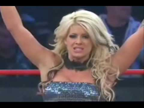 TNA The Beautiful People vs Angelina love Fued