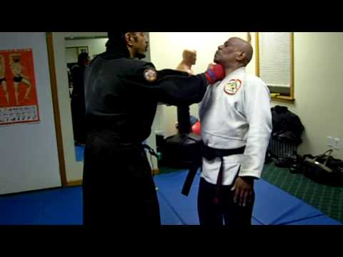 Sanuces Ryu Jiu Jitsu Techniques Image 1