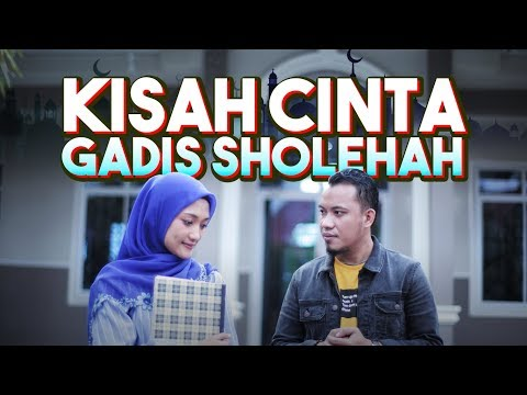 Andra Respati - Kisah Cinta Gadis Sholehah (Official Music Video)