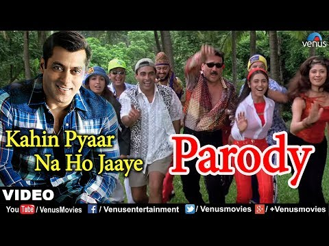 Salman Khan & Family Play Antakshari (kahin Pyaar Na Ho Jaye) video