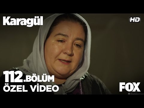 Emine, Kadriye ile konuşuyor…Karagül 112.Bölüm