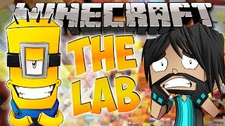 Minecraft : KEVIN IS THE DOCTOR - The Lab Minigame