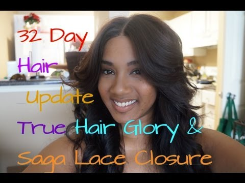 True Glory Hair 30 Day Hair Update!!!!