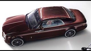 Rolls-Royce Phantom Final Edition / Phantom Zenith Series Rolls-Royce Interior Phantom 2017 CARJAM