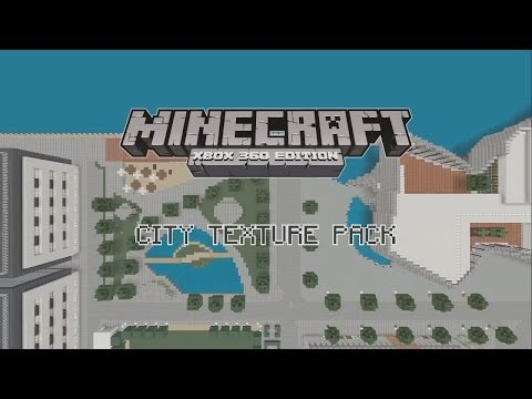 Minecraft (Xbox 360/PS3) - CITY