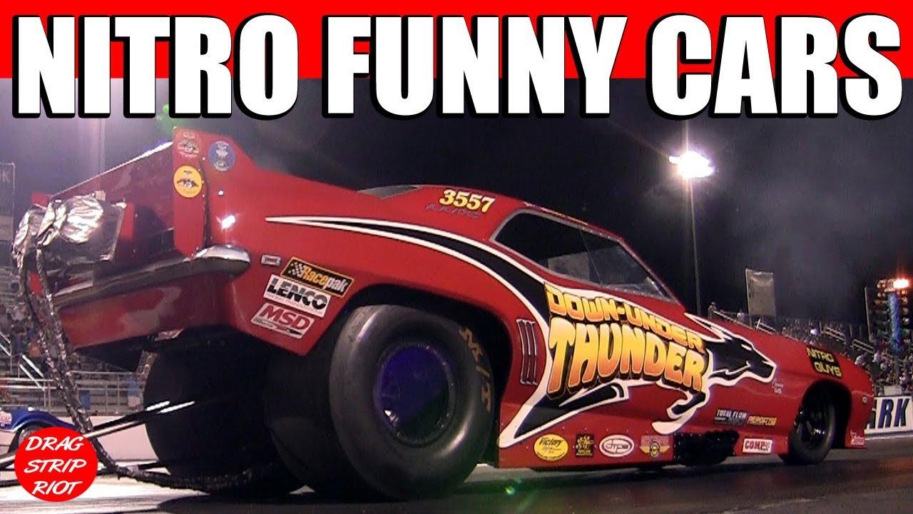 2013 Nitro Nationals Tulsa Raceway Nitro Nostalgia Funny