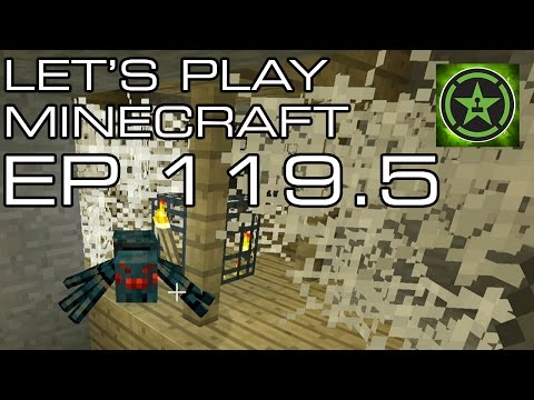 Let's Play Minecraft - Episode 119.5 - Xbox One Achievement Race