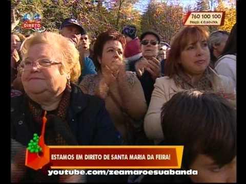 """S� Alegria"" Portugal em Festa Santa Maria da Feira SIC"