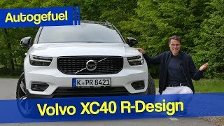 Volvo XC 40 REVIEW - is it the best Volvo SUV?