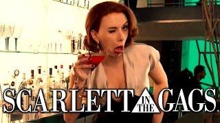 Scarlett In The Gags
