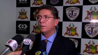 (Edição 22/02) - Delegado Tiago Bardal é exonerado da Seic suspeito de envolvimento em milícia