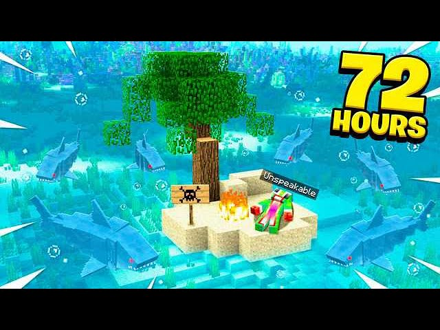 TRAPPED IN THE OCEAN FOR 72 HOURS!