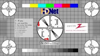 Online Full HD Monitor Test [ Professional Pattern ] - HD 1080p