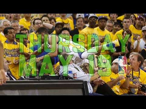 NBA Daily Show: May 19 - The Starters