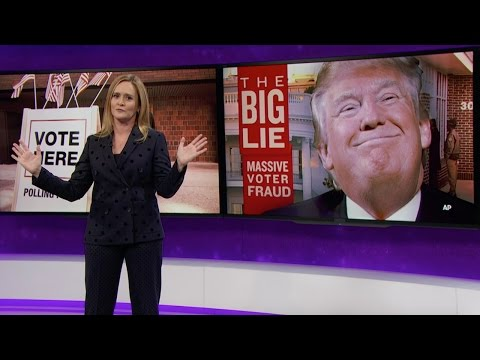 The Big Lie | Full Frontal with Samantha Bee | TBS