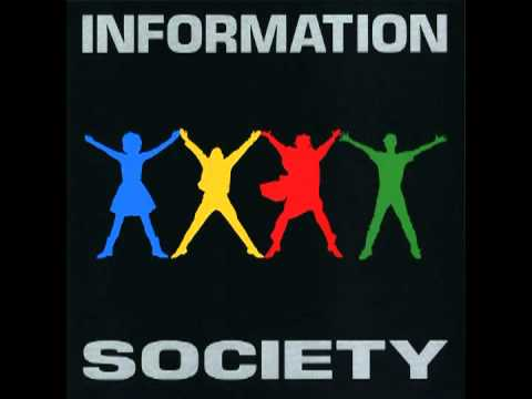 Information Society - Over The Sea