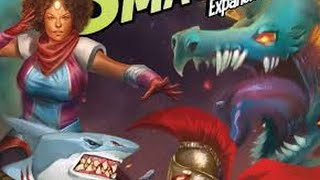 Smash Up: It's Your Fault: Roll & Move Reviews Expansion Saturday