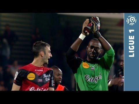 EA Guingamp - Stade Rennais FC (2-0) - Le résumé (EAG - SRFC) - 2013/2014