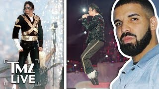 Michael Jackson 39 S Family Upset With Drake Tmz Live