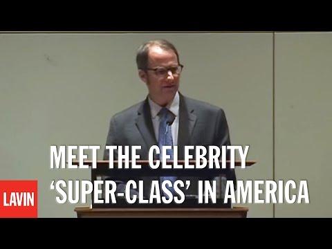 George Packer: Meet the Celebrity 'Super-class' in America
