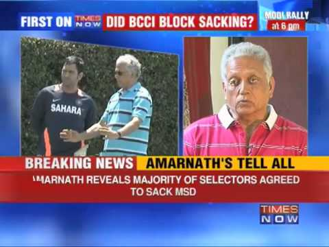 The Newshour Direct: Mohinder Amarnath (part 1 Of 2) video