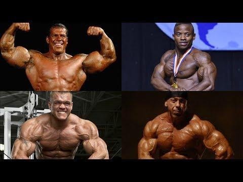 5 Bodybuilders Who Died In 2017