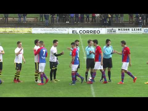 Tercera División 2018-19. Resumen Club Portugalete 1 - Balmaseda FC 0