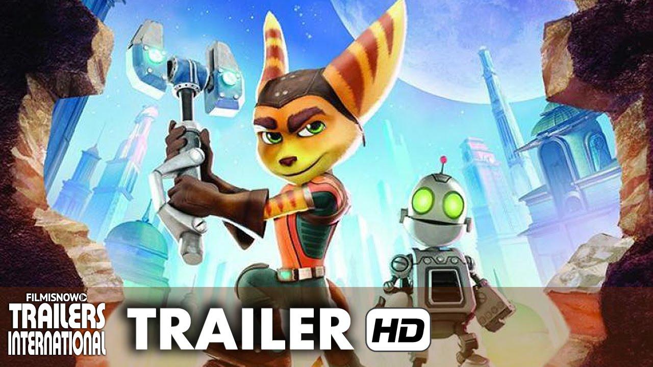Heróis da Galáxia (Ratchet & Clank) Trailer Oficial Dublado [HD]