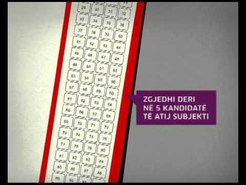 Animated Informational Spot - Kosovo 2010