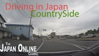 Driving in Japan: Countryside