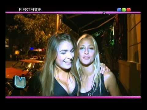 Noche Mix, Beso Entre Mujeres - Vértigo