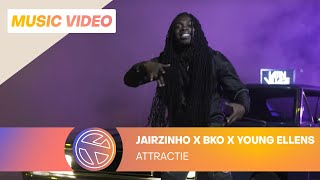 Jairzinho - Attractie ft. BKO, Young Ellens & D-Rashid (Prod. Nigel Hey) (EASTVILLE STAGE ANTHEM)