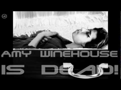 Amy Winehouse is dead † R.I.P. † Amy ist tot † coffin