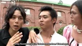 Hana Kimi Actors Cameo Their Former Roles
