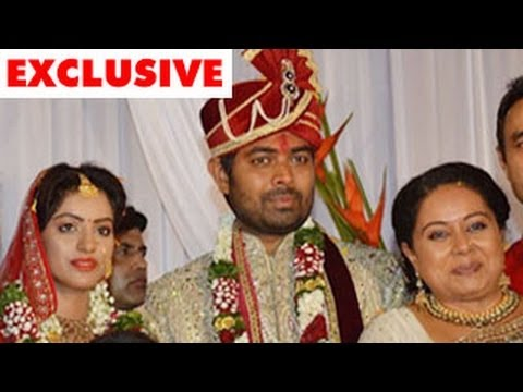 Sandhya Aka Deepika Singh's Grand Marriage Celebration From Diya Aur Baati Hum -- Exclusive Video video