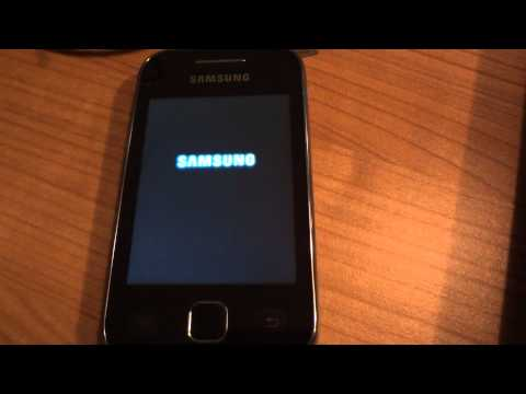 SRS: Direct Unlock Samsung GT-S5360 (Galaxy Y)