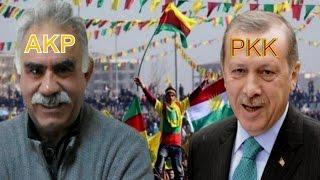 AKP'in Öcalan ve PKK Sevişmeleri