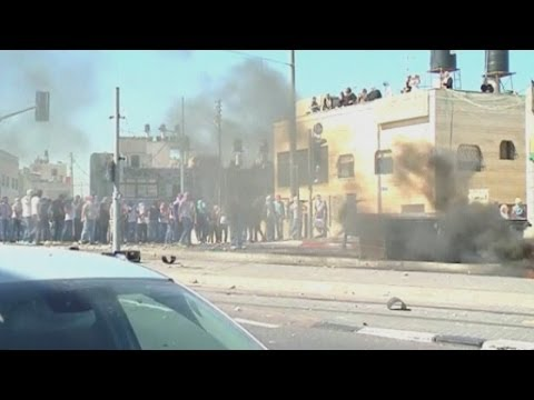 Clashes in Jerusalem after Palestinian teen abducted and killed