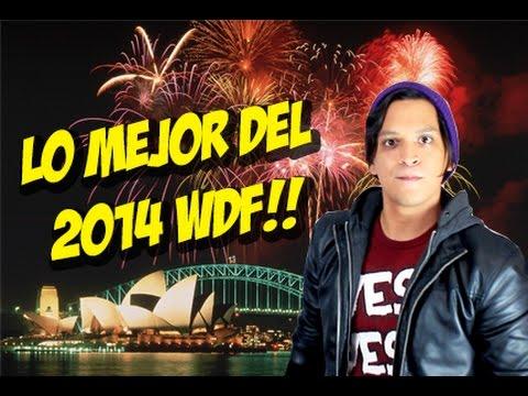 Los Mejores Videos del 2014 WDF