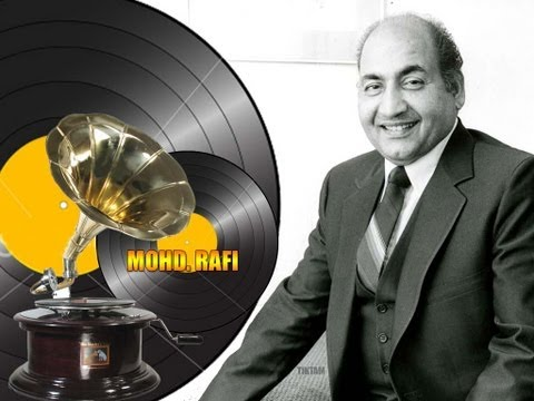 Dil Ki Aawaz Bhi Sun With Lyrics- Humsaya (1968)  - Md. Rafi