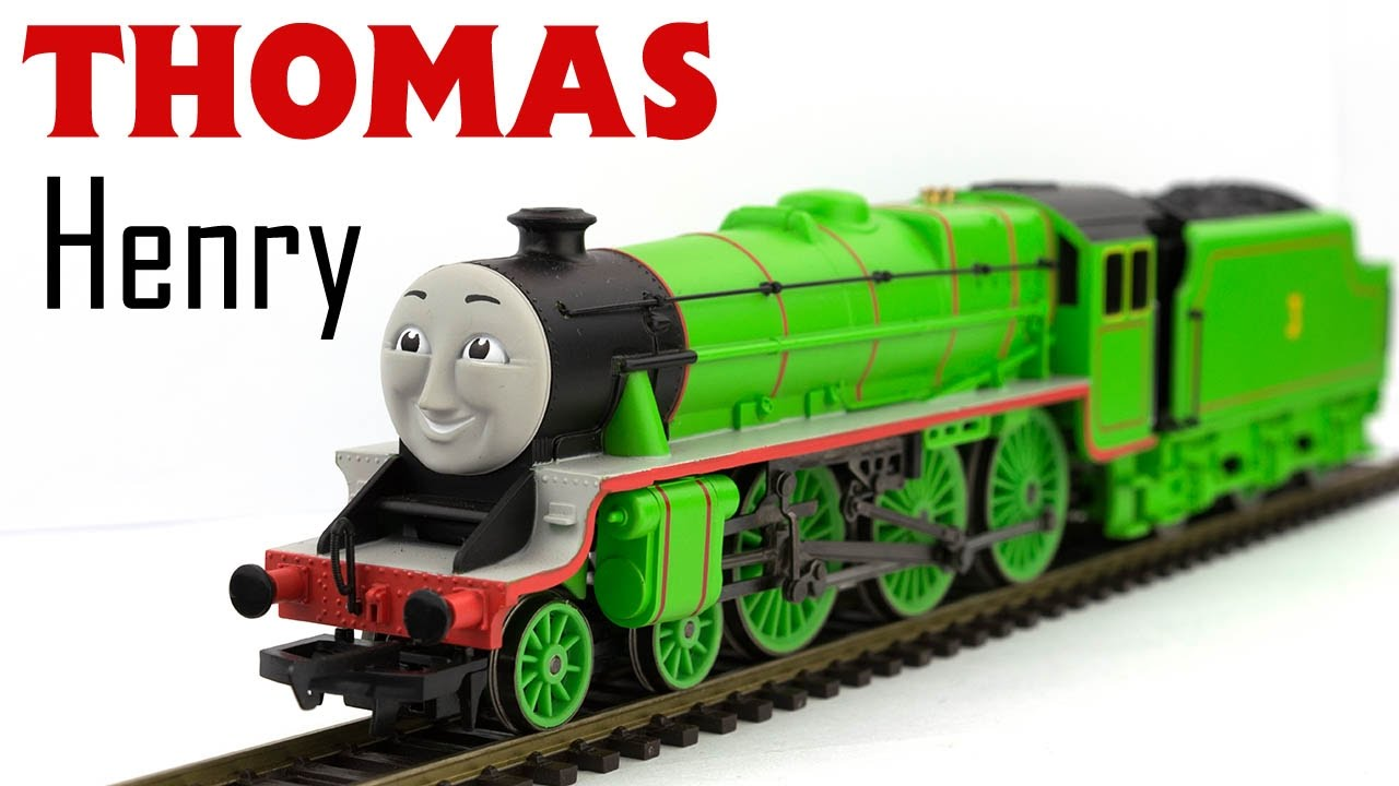Unboxing The Hornby Henry From Thomas Friends