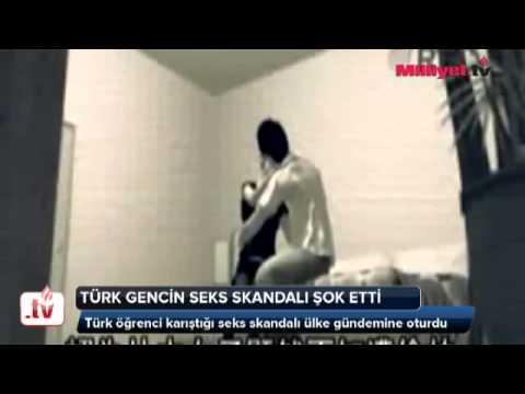 Tayvan'da Türk Gencin Sex Sıkandalı